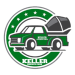 keller concrete crew logo